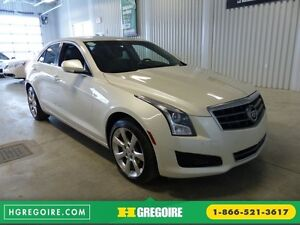 2014 Cadillac ATS Luxury TURBO AWD (Cuir-Toit-Caméra-Bluetooth)