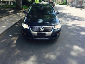 2007 Volkswagen Passat Wagon 4WD fully Loaded