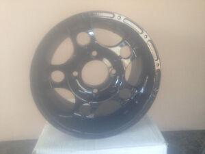 cast aluminum wheels