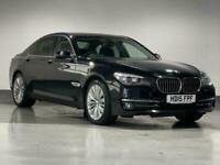 2015 BMW 7 Series 730d SE Exclusive 4dr Auto SALOON Diesel Automatic