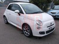 2015 Fiat 500 S 1.2 DAMAGED REPAIRABLE SALVAGE