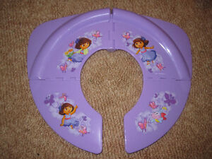 Dora Potty Folding Seat Peterborough Peterborough Area image 2