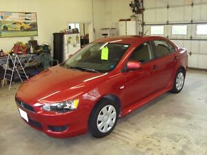 2010 MITSUBISHI LANCER 4DR $5500 TAX'S IN CHANGED INTO UR NAME