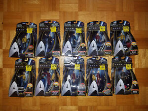 Star Trek Movie Series Galaxy Collection