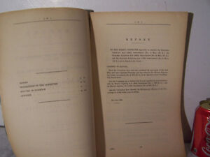 Rapport Select Brought from the Lords 1886
