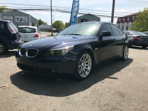 2004 BMW 5-Series 545i Sedan M package