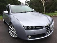 Alfa Romeo 159 2.0 JTDM 16v TI 5dr DIESEL MANUAL 2010/60