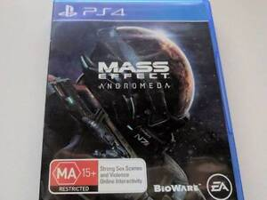 Mass Effect: Andromeda PS4 Glendale Lake Macquarie Area Preview