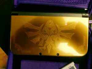 Gold Hyrule Edition New Nintendo 3DS XL $400 OBO