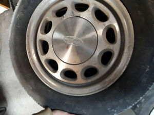 10 hole mustang rims 4 bolt