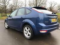Ford Focus 1.6TDCi Zetec £30 ROAD TAX SAT NAV BLUETOOTH DVD FULL SERVICE HISTORY