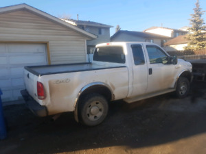 Ford F250. Available for parts. 4035429211