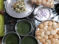 Toothsome Treat! Indian veg Speciality dishes