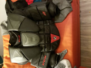 Ccm chest protector