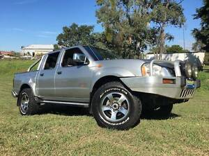 2008 Nissan Navara(6 MONTH FRESH REGO-12 MONTH FREE WARRANTY-RWC) Yeerongpilly Brisbane South West Preview