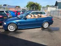 2001 BMW 330 Ci M Sport Convertible Automatic