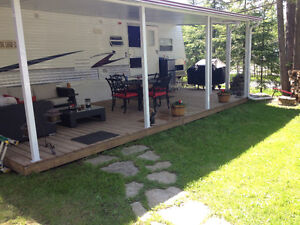 2007 Salem LE 30 foot travel trailer