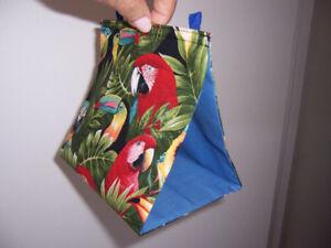 TENTE pour perroquet