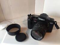 Good working order SLR camera Minolta DYNAX