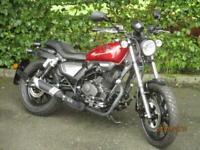 KEEWAY K-LIGHT 125 2020 Retro 125cc Learner Legal Cruser Motorcycle