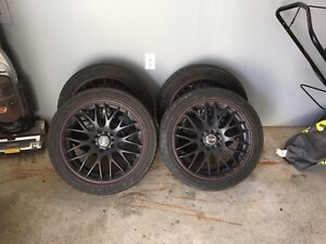 17 inch msr wheels