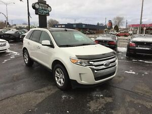 Ford EDGE SEL-CUIR-TOIT IMPECABLE 2011