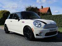 2010 Mini Hatchback 1.6 Cooper D 3DR TURBO DIESEL ** RARE HIGH SPECIFICATION ...