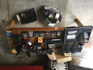 Atari 2600, ColecoVision & Expansion, joysticks and many games
