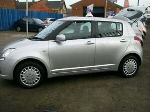 2006 Suzuki Swift 1.3 GL 5dr 5 door Hatchback
