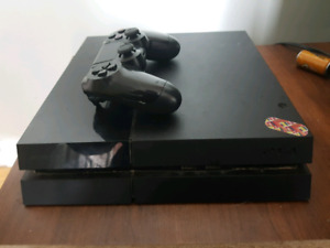 PS4 with 1 controller: $100