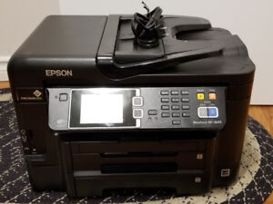 Epson Workforce WF-3640 Inkjet printer