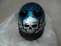 Half Motorcycle Helmet $70
