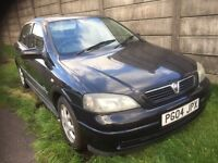 Vauxhall Astra 1.4 start and drive / spares repairs 250