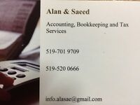 Tax services starting @ $25.00