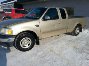 Gold ford F-150 Truck 4 Sale