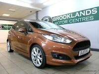 Ford Fiesta 1.0T ECOBOOST S/S ZETEC S 125PS [STUNNING COLOUR and FREE ROAD TAX]