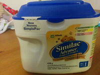 Similac Advance 658 gr