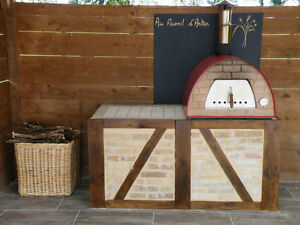 Wood Fired Pizza Oven from pizzaovens.ca