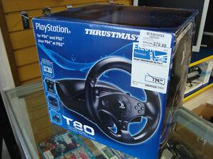 Volant pour consoles PS3/PS4