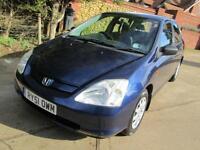 Honda Civic 1.4i Max Ltd Edn 5 Door **PART EXCHANGE CLEARANCE**