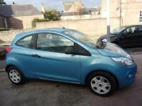FORD KA 1.2 studio 2009 Petrol Manual in Blue