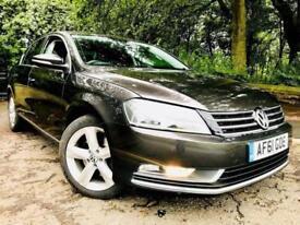 2011 Volkswagen Passat 2.0 TDI BlueMotion Tech SE Saloon 4dr Diesel Manual