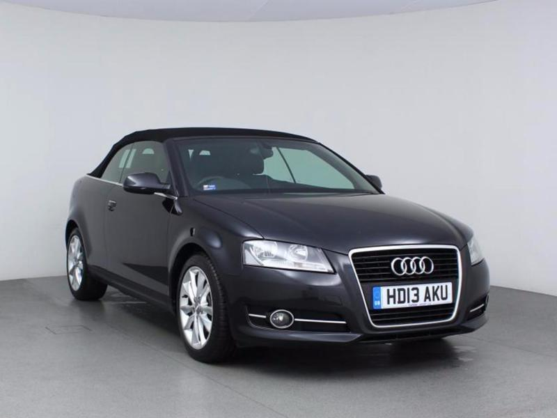 2013 AUDI A3 2.0 TDI Sport Final Edition 2dr [Start Stop]