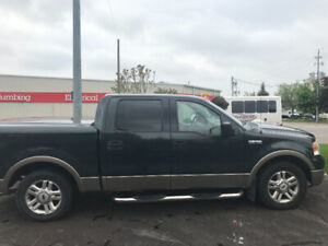 2004 Ford F-150 Lariat, all leather interior, comes with Safety!