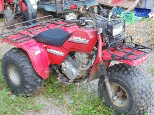 Used 1985 Honda bir red 250