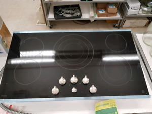 NEW COOK TOP 5 BURNER UNIT