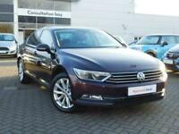 2018 Volkswagen Passat 1.6 TDI SE Business (s/s) 4dr Saloon Diesel Manual