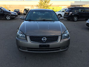 2005 Nissan Altima. CERTIFIED, E TESTED, WARRANTY