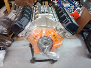 572 BASED OFF OF 426 STREET HEMI, PUMP GAS ENGINE