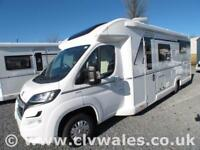 Bailey Autograph 79-4 Island Bed Motorhome MANUAL 2018